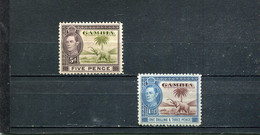 Gambie 1938-46 Yt 129 131A * - Gambia (...-1964)