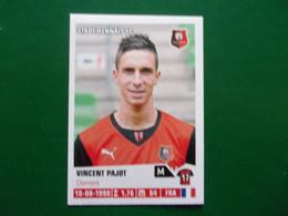 PANINI Foot 2013-14  N°379  Stade Rennais FC  Vincent Pajot - Französische Ausgabe