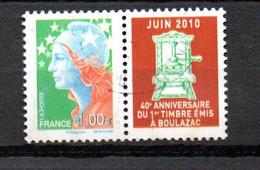 Q1-11 France Oblitéré N° 4472 à 10% De La Côte Côte - Usati