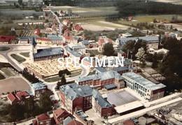 Instituut O.L.V. Van De Rozenkrans - Vue Aérienne @  Lubbeek - Lubbeek