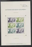 FRANCE / 2021 / Y&T N° 5496/5498 ? ** Ou F 5496 ? ** : Le Bloc Antoine De Saint-Exupéry (6 TP) X 1 - Nuovi