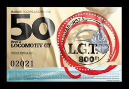 Hungary 2021 Mih. 6216 (Bl.459) Music. Hungarian Rock Classics. Locomotiv GT Band MNH ** - Unused Stamps