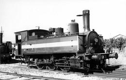 070721 - TRANSPORT CHEMIN DE FER TRAIN LOCO - PHOTO CLICHE J RENAUD - A-2 - Trains
