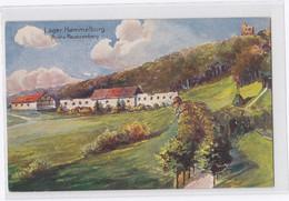 DC570 - Ak Bayern Unterfranken Lager Hammelburg Ruine Reussenberg - Bad Kissingen