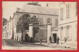 AB576 EURE ET LOIR 28 CHARTRES LA PREFECTURE - Chartres