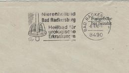8490 Bad Radkersburg - Heilbad Urologie 1992 - Termalismo