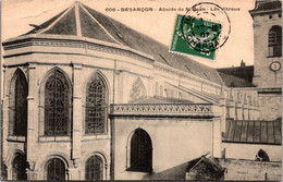 25 Besançon - Abside De Saint Jean - Les Vitraux - Besancon
