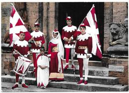 San Quirico D'Orcia (Siena). Festa Del Barbarossa - Quartiere Del Castello. - Siena