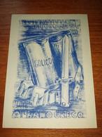 Postkarte   Propaganda Italy - Guerra 1939-45