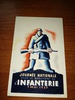 Postkarte  WW2 Infanterie 1939 - Guerra 1939-45