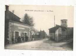 Cp , 79 , BECELEUF , La Poste, Vierge - Otros Municipios