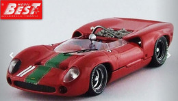 Lola T70 Spyder - John Surtess - 1st Mosport 1965 #11 - Best Model - Best Model