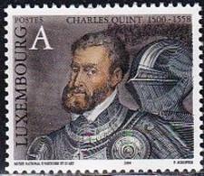 L-Luxemburg 2000 - Kaiser Karl V.  (B.2851) - Ongebruikt