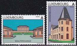 L-Luxemburg 2000 - Walferdange / Wasserbilig (B.2852) - Ongebruikt