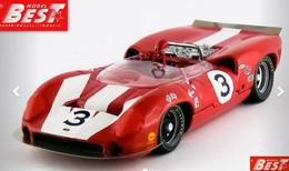 Lola T70 MK.2 - John Surtees - 1st Can-Am St. Jovite 1966 #3 - Best Model - Best Model