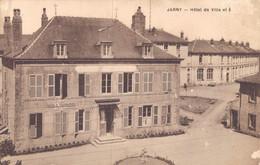 54 JARNY HOTEL DE VILLE ET ECOLES - Jarny
