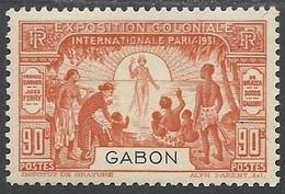 GABON 1931 YT 123** - Nuovi