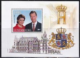 L-Luxemburg 2000 - Prinz Henri / Maria Teresa Block (B.2862) - Nuevos