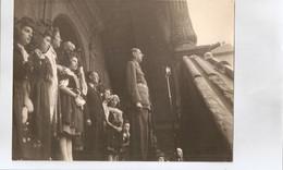 Photo Du General De Gaulle Format 23.5/17.5 Cm Environ - Oorlog, Militair