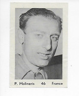 Wielrenner- Coureur Cycliste-P.MOLINERIS - Cycling