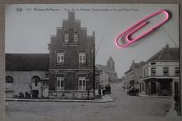 WOLUWE SAINT PIERRE : La Maison Communale Et La Rue FELIX POELS - Woluwe-St-Pierre - St-Pieters-Woluwe