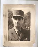 Photo 24/18cm Env Du General De Gaulle - Oorlog, Militair