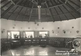 P5767 Roccaraso (L'Aquila) - Dancing Ombrellone - Interno / Viaggiata 1959 - Autres Villes