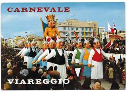 Viareggio (Lucca). Carnevale - Re Carnevale. - Lucca
