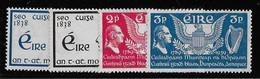 Irlande N°73/76 - Neufs ** Sans Charnière - TB - Unused Stamps