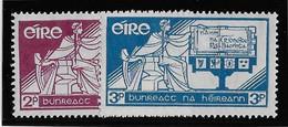 Irlande N°71/72 - Neufs * Avec Charnière - TB - Unused Stamps