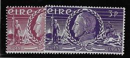 Irlande N°106/107 - Neufs ** Sans Charnière - TB - Unused Stamps