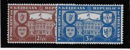 Irlande N°110/111 - Neufs ** Sans Charnière - TB - Unused Stamps