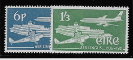 Irlande N°148/149 - Neufs ** Sans Charnière - TB - Unused Stamps