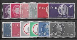 Irlande N°154/164 - Neufs ** Sans Charnière - TB - Unused Stamps