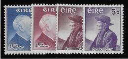 Irlande N°128/131 - Neufs ** Sans Charnière - TB - Unused Stamps