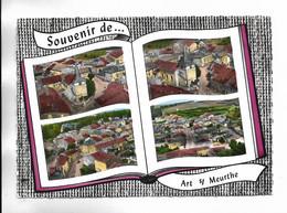 54 - Souvenir De . . . ART S/ MEURTHE. 4 Vues - Other Municipalities