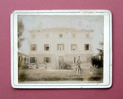 San Prospero Sulla Secchia Villa Tusini Fotografia 1899 - Zonder Classificatie