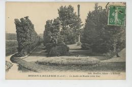 BOISSY L'AILLERIE - Le Jardin Du Moulin - Boissy-l'Aillerie