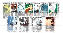 Antarctique Australien YT N° 8/18 Neufs ** MNH. TB. A Saisir! - Unused Stamps
