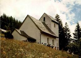 Kapelle St. Theodul Masescha, Triesenberg, Fürstentum Liechtenstein (1545) - Liechtenstein