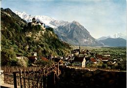 Vaduz, Fürstentum Liechtenstein - Generalansicht - Liechtenstein