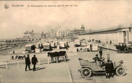 België - Oostende - Wandelgalerij Auto Den Dijk - 1913 - Unclassified