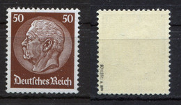 D. Reich Michel-Nr. 473 Postfrisch - Geprüft - Nuevos