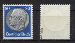 D. Reich Michel-Nr. 494 Postfrisch - Geprüft - Nuevos
