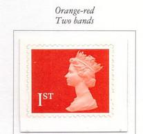 PIA - GRAN BRE.- 1993 : Serie Corrente - Regina  Elisabetta II  - (Yv 1703) - Unused Stamps