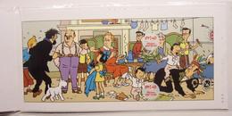 Tintin, PAP Moulinsart 1999: Haddock - Non Classificati