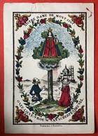 1847 - LITHO Handgekleurd - SCHERPENHEUVEL - MONTAIGU - Devotion Images