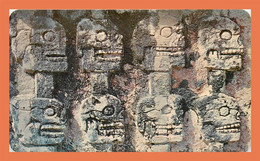 A487 / 137 Mexique Mascares De Muerte Chichen Itza - Sin Clasificación