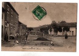 RUPT EN WOEVRE RUE DE NACRILLON ANIMEE - Otros Municipios