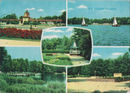 Bad Saarow-Pieskow - U.a. Schiffsanlegestelle - Ca. 1970 - Bad Saarow